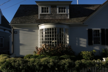 6 Nickerson Street, Provincetown (2012), by David W. Dunlap.