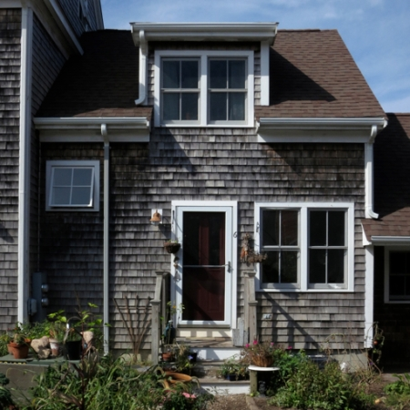 6 Old Ann Page Way, Provincetown (2012), by David W. Dunlap.