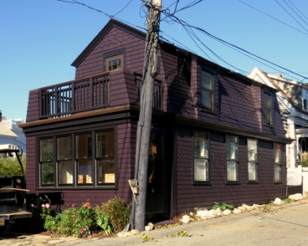 6 Pearl Street, Provincetown (2012), by David W. Dunlap.