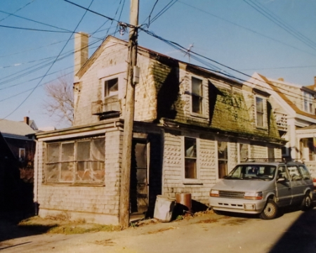 6 Pearl Street, Provincetown (ND). Courtesy of Ted Chapin.