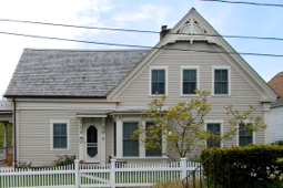 6 Washington Avenue, Provincetown (2008), by David W. Dunlap.