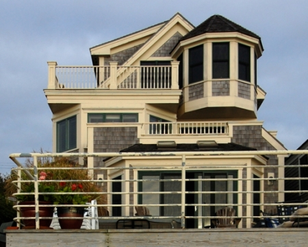 63 Commercial Street, Provincetown (2009), by David W. Dunlap.