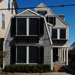 63 Commercial Street, Provincetown (2011), by David W. Dunlap.