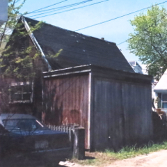 68 Pearl Street, Provincetown (ND). Courtesy of Ted Chapin.