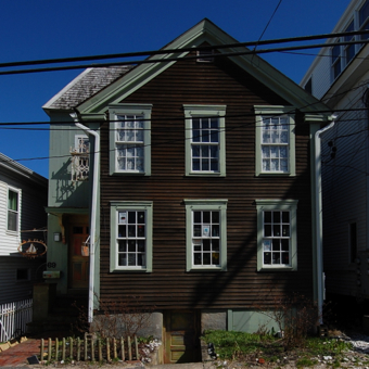 69 Commercial Street, Provincetown (2011), by David W. Dunlap.