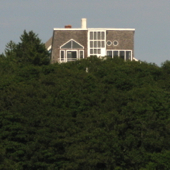 7 Creek Round Hill Road, Provincetown (2008), by David W. Dunlap.