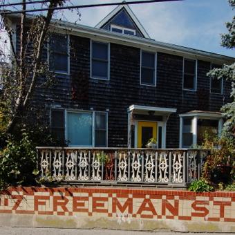 7 Freeman Street, Provincetown (2011), by David W. Dunlap.