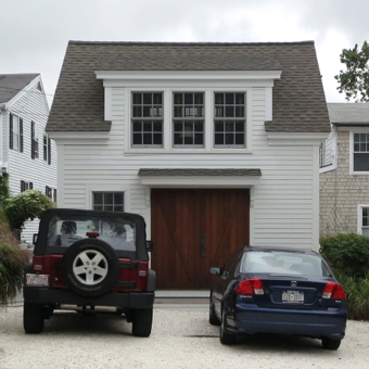 7 Johnson Street, Provincetown (2012), by David W. Dunlap.