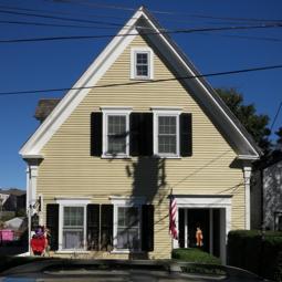 7 Masonic Place, Provincetown (2012), by David W. Dunlap.