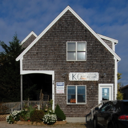 79 Shank Painter Road, Provincetown (2011), by David W. Dunlap.