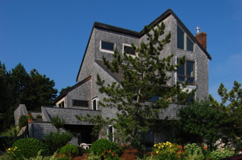 8 Creek Round Hill Road, Provincetown (2009), by David W. Dunlap.