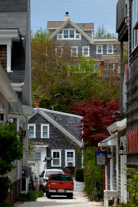 8 Kiley Court, Provincetown (2008), by David W. Dunlap.
