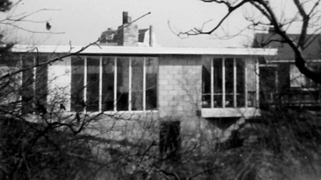 8 Miller Hill Road, Provincetown (1951). Courtesy of Johann and Bethany Bultman.