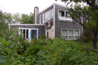 8 Miller Hill Road, Provincetown (2008), by David W. Dunlap.