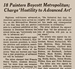The New York Times, 22 May 1950. Copyright © The New York Times.