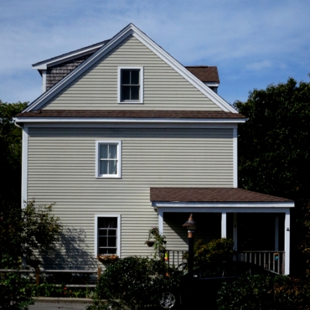 8 Old Ann Page Way, Provincetown (2012), by David W. Dunlap.