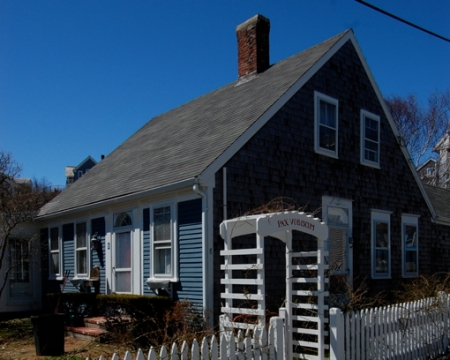 8 West Vine Street, Provincetown (2011), by David W. Dunlap.