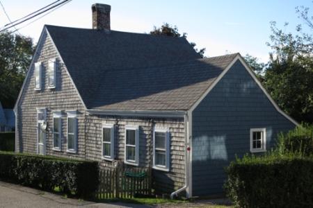 8 West Vine Street, Provincetown (2012), by David W. Dunlap.