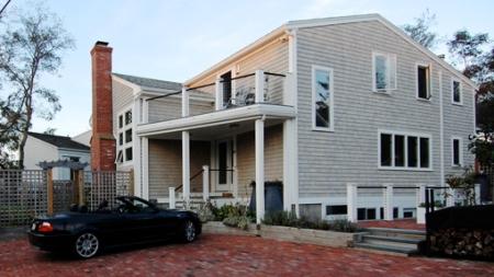 83 Franklin Street, Provincetown (2011), by David W. Dunlap.