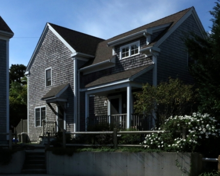 9 Old Ann Page Way, Provincetown (2012), by David W. Dunlap.