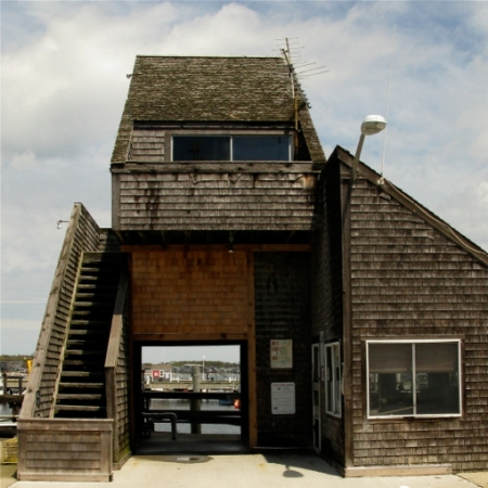 9 Ryder Street Extension, Provincetown (2008), by David W. Dunlap.