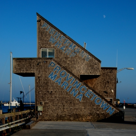 9 Ryder Street Extension, Provincetown (2009), by David W. Dunlap.