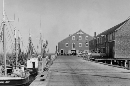 9 Ryder Street Extension, Provincetown (ND), by Ross Moffett. Courtesy of the Provincetown History Preservation Project (Moffett Collection).