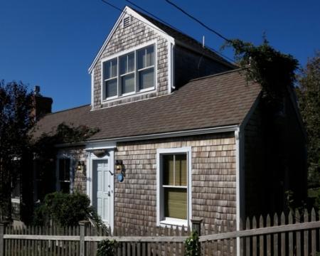 9 Standish Avenue, Provincetown (2012), by David W. Dunlap.