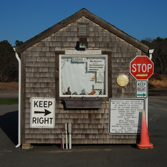 90 Race Point Road, Provincetown (2010), by David W. Dunlap.