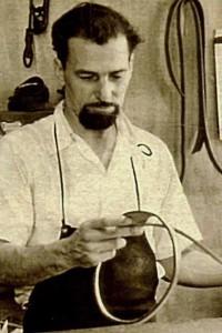 Roger Rilleau, courtesy of Gaby Rilleau (1948).