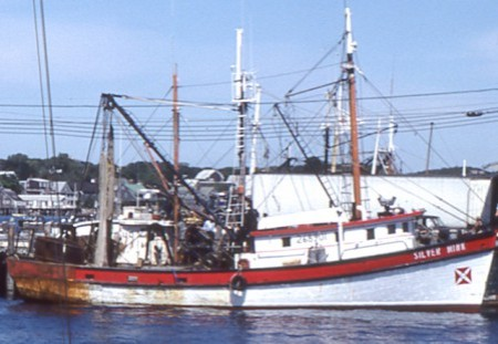 F/V Silver Mink, by David Jarrett (1982)