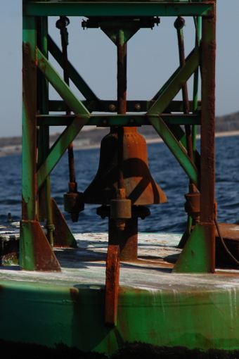 Bell Buoy 3, Provincetown (2010), by David W. Dunlap.