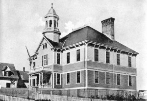 44 Bradford Street, Governor Bradford School of 1892.