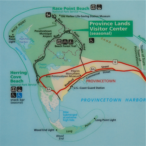 Cape Cod National Sea Shore: CCNS Province Lands