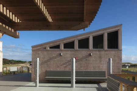 Herring Cove Beach House 2, Cape Cod National Seashore (2013), by David W. Dunlap.