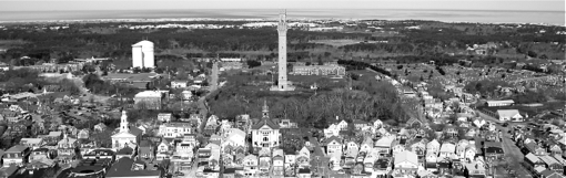 Welcome to Provincetown (2010), by David W. Dunlap.