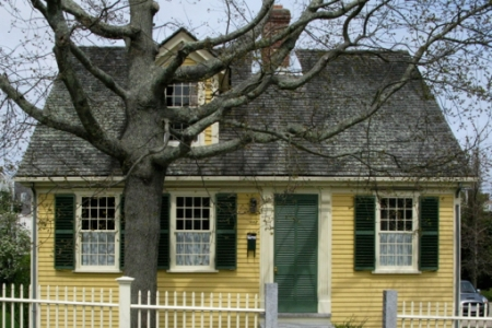11 Franklin Street, Provincetown (2008), by David W. Dunlap.