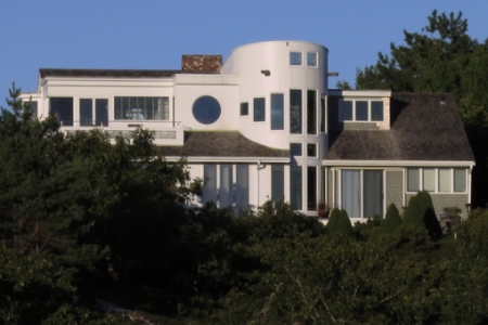 13 Creek Round Hill Road, Provincetown (2012), by David W. Dunlap.