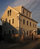 24 Franklin Street, Provincetown (2012), by David W. Dunlap.