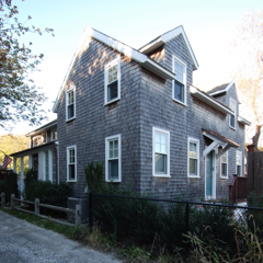 3 Duncan Lane, Provincetown (2012), by David W. Dunlap.