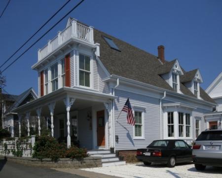 3 Dyer Street, Provincetown (2012), by David W. Dunlap.