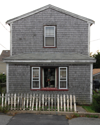40 Franklin Street, Provincetown (2009), by David W. Dunlap.