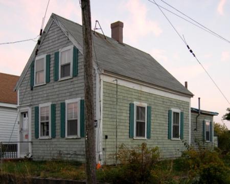 48 Franklin Street, Provincetown (2010), by David W. Dunlap.