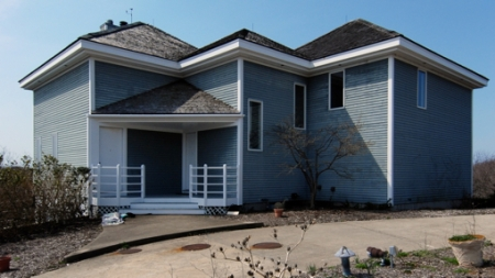 5 Creek Round Hill Road, Provincetown (2010), by David W. Dunlap.