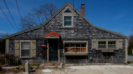 5 Cudworth Street, Provincetown (2011), by David W. Dunlap.