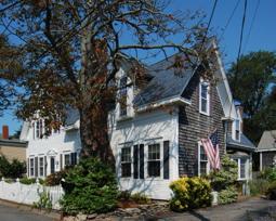 5 Dyer Street, Provincetown (2012), by David W. Dunlap.