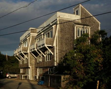 54-56 Franklin Street, Provincetown (2012), by David W. Dunlap.