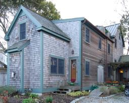 68 Franklin Street, Provincetown (2011), by David W. Dunlap.