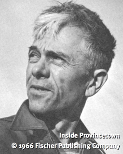 """Henry Hensche, from """"Inside Provincetown"""" (1966). Copyright © 1966 Fischer Publishing Company."""