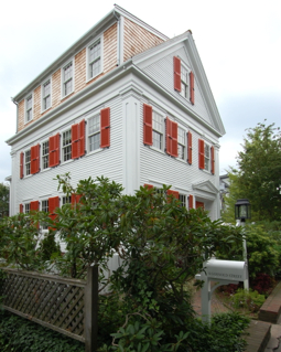 6 Gosnold Street, Provincetown (2008), by David W. Dunlap.